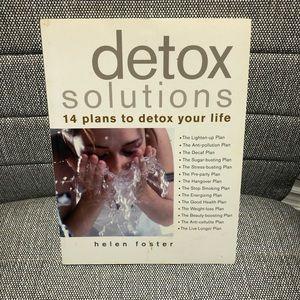 Detox solutions